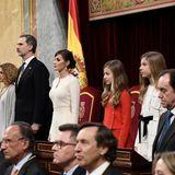 3. Februar 2020  So eine Parlamentseröffnung ist eine ernste Sache. Die gesamt Königsfamilie wirkt hochkonzentriert.