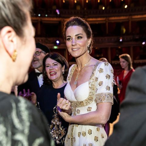 Herzogin Catherine bei den BAFTA Awards in London