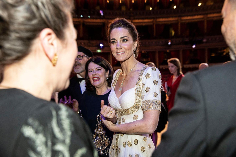 Herzogin Catherine bei den BAFTA Awards in London