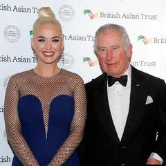 Katy Perry und Prinz Charles