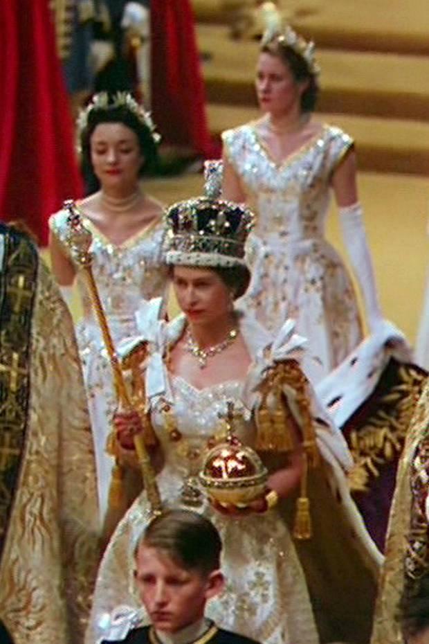 Krönung Queen