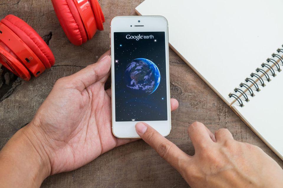 """Fund auf dem Meeresgrund: """"Google Earth""""-Nutzer macht unfassbare Entdeckung"""