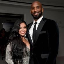Vanessa + Kobe Bryant 2019