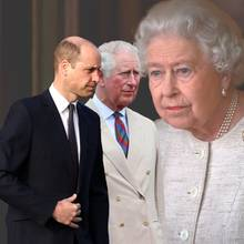 Prinz William steht in der Thronfolge hinter seinem Vater, Prinz Charles. Noch regiert die Queen.