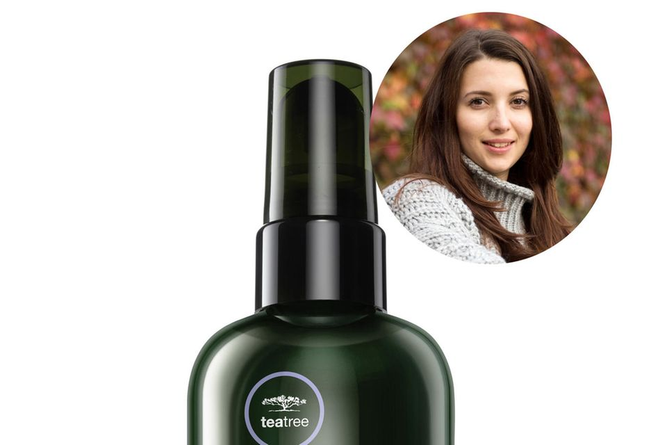 Ätherische Öle sind nicht nur für Massagen geeignet. Redakteurin Ilka stimuliert ihr Haar jetzt mit einer stärkenden Nachtkur.