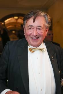 Stammgast beim Wiener Opernball: Bauunternehmer Richard Lugner