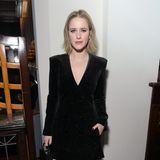 """""""Marvelous Mr. Maisel""""-Star Rachel Brosnahan ist ebenfalls zur Cadillac-Party gekommen, um sich schon mal warm zu feiern."""