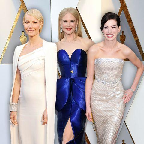 Die unvergesslichen Traumroben der Oscar-Verleihungen