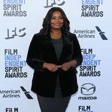 Octavia Spencer wollte wohl lieber in Büro als zu den Independent Spirit Awards.