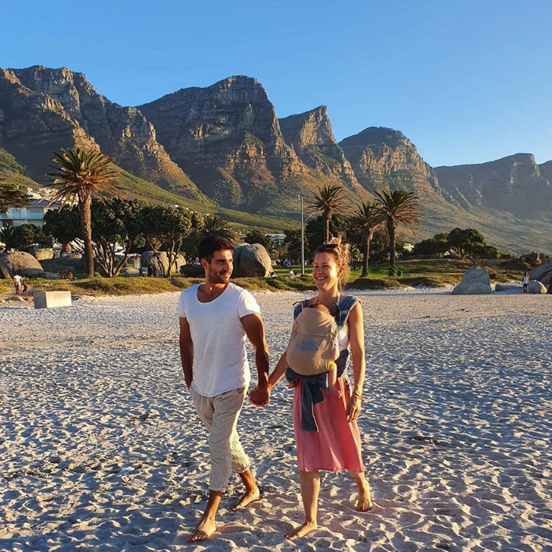 8. Februar 2020  Ein Bild wie aus einem Reisekatalog: Wolke Hegenbarth urlaubt derzeit mit Ehemann Oliver und Sohn Avi im südafrikanischenCamps Bay, und ihre Instagram-Fans können sich über diese traumhaften Fotogrüßefreuen.