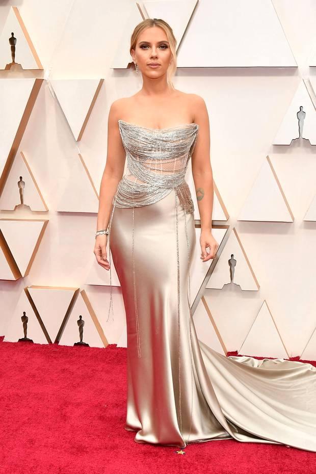 Oscar-Glamour in Perfektion: Scarlett Johansson
