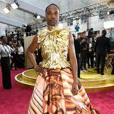"""Mehr Glamour kann kaum jemand auf den Red Carpet bringen: """"Pose""""-Star Billy Porter"""