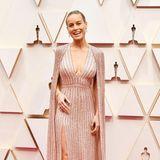Glitzernd in Céline: Brie Larson