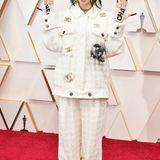 Unverkennbar: Billie Eilish trägt Chanel.