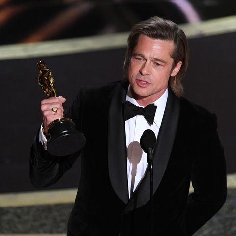 Brad Pitt gewinnt seinen ersten Oscar am 9. Februar 2020