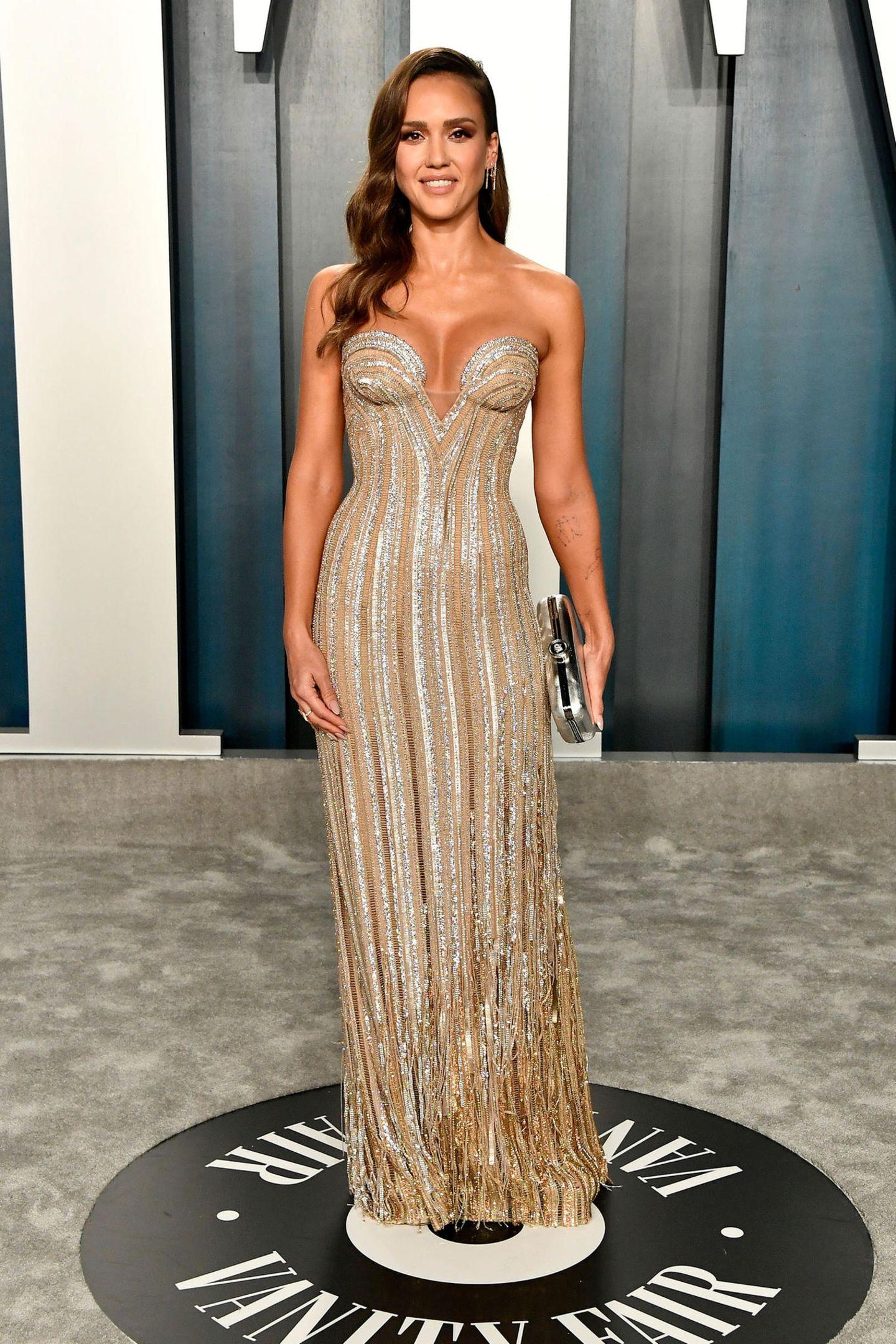 Oscars 9 Die besten Looks der Aftershowpartys   GALA.de