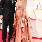 Scott Stuber und Molly Sims bei den Oscars