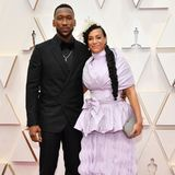 Mahershala Ali und Frau Amatus Sami Karim bei den Oscars 2020