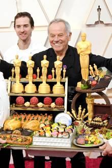 Wolfgang Puck präsentiert das Oscar-Menü 2020