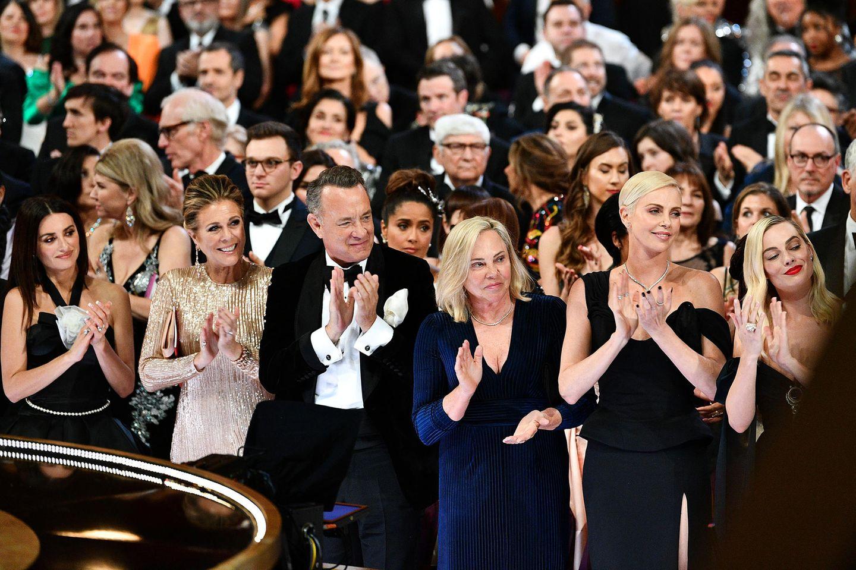 Oscars Front Row