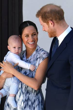 Prinz Harrys Haare werden am oberen Hinterkopf immer dünner…