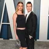 "Auch Model Behati Prinsloo Levinekam samt Ehemann zur ""Vanity Fair""-Party."