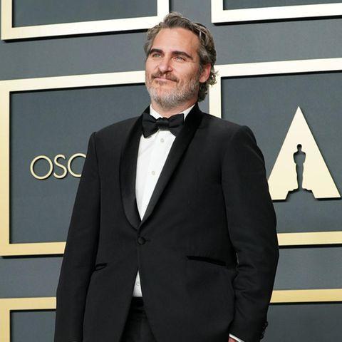 Joaquin Phoenix bei der Oscar-Verleihung 2020