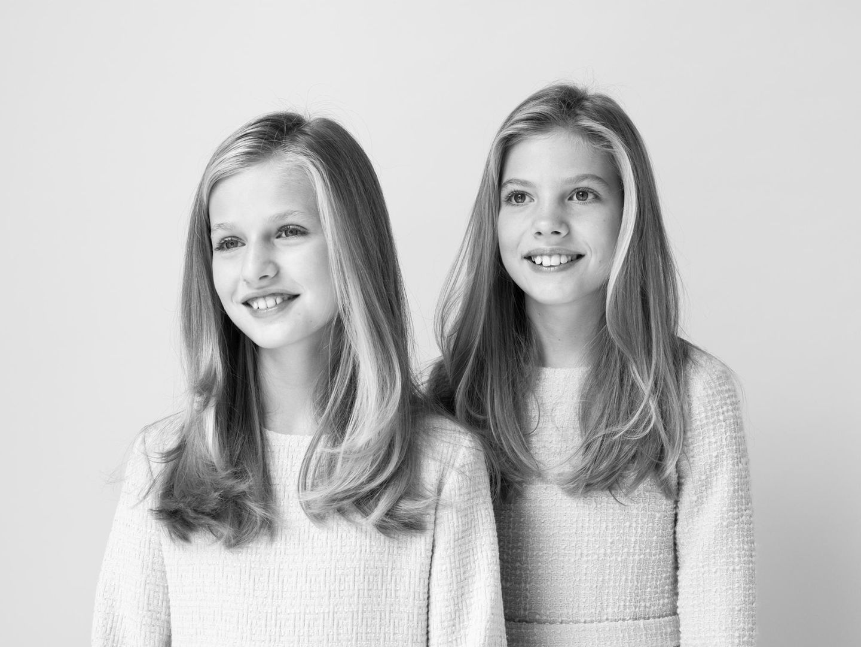 Prinzessin Leonor + Prinzessin Sofia