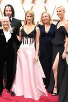 Stars mit ihren Müttern bei den Oscars