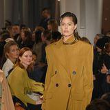 Doutzen Kroes zeigte die Mode von Proenza Schouler.