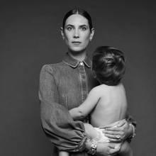 Tatiana Casiraghi mit Sohn Maximilian
