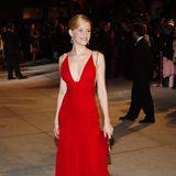 """Schon 2004 sah sie damit fantastisch aus. Sie schreibt: """"Es ist wunderschön und es passt, warum nicht noch mal tragen?"""""""