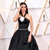 Auch Penélope Cruz setzte auf ein Vintage-Dress des Traditionslabels.