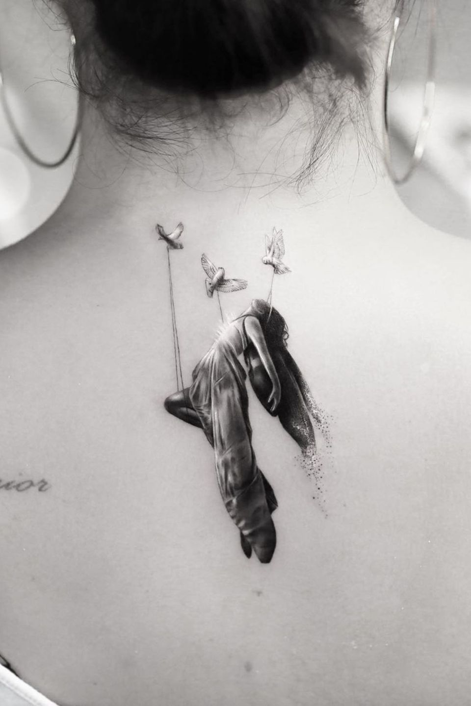 Demi Lovato zeigt ihr neues Tattoo