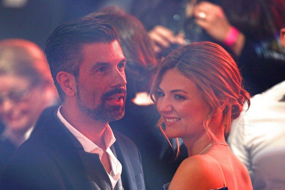 Marius Darschin und Ella Endlich
