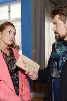 RTL: Nina (Maria Wedig) und Leon (Daniel Fehlow) treffen aufeinander.
