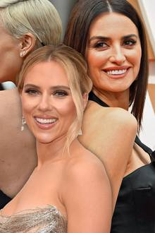 Charlize Theron, Scarlett Johansson, Penelope Cruz