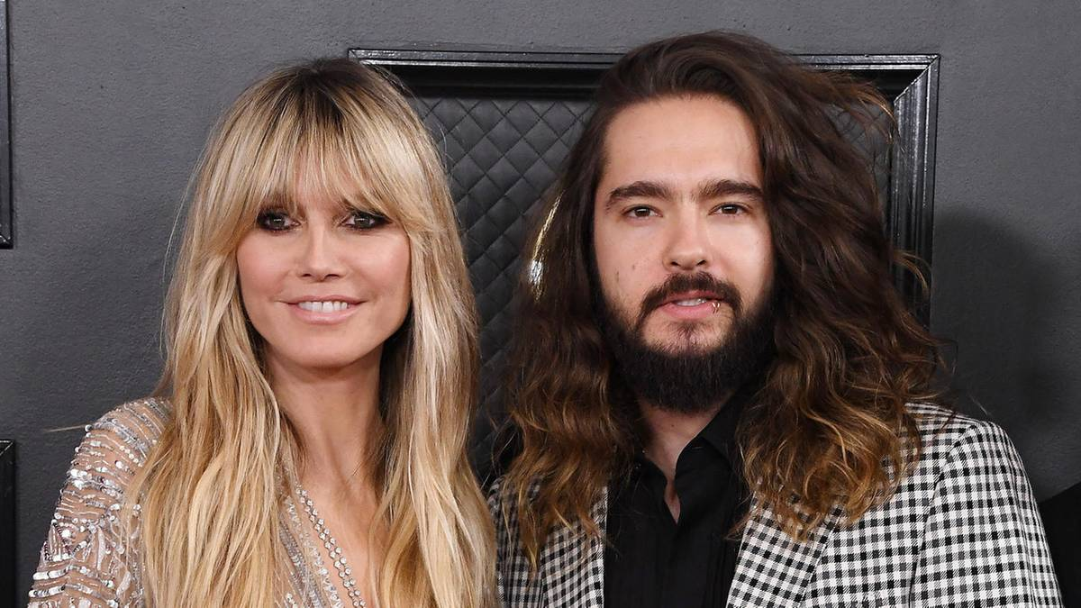 Heidi Klum + Tom Kaulitz: Ganz schön heiß! So intim feiern sie den Valentinstag