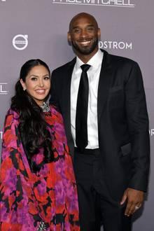 Vanessa Bryant, Kobe Bryant (†)