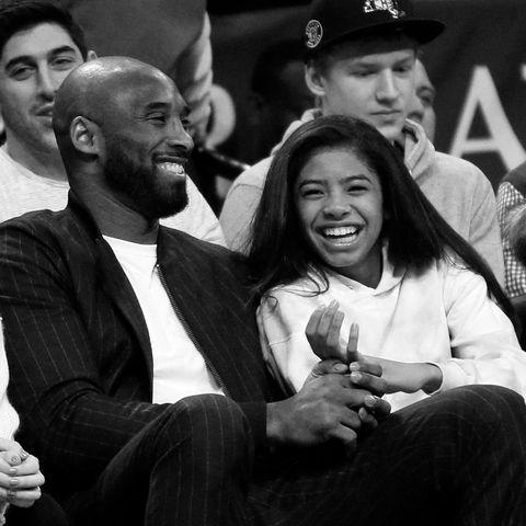 Kobe Bryant (†41), Gianna Bryant (†13)