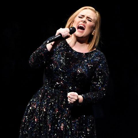 Adele: Starker Hochzeits-Auftritt