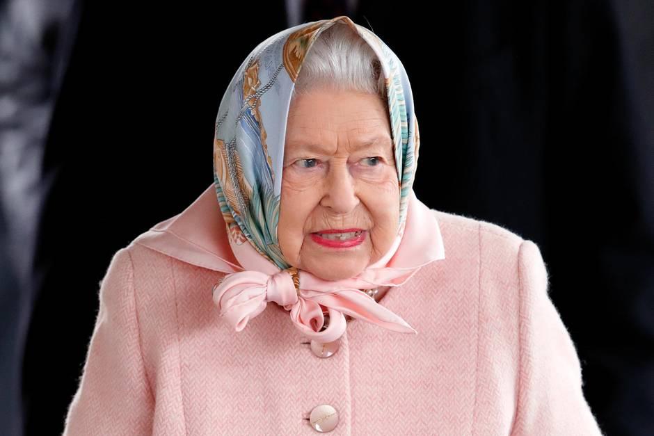 wie alt ist die queen