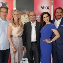Frank Thelen, Lencke Wischhusen, Jochen Schweizer, Judith Williams und Vural Öger