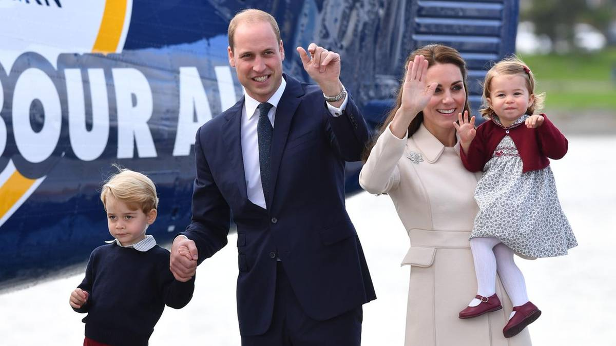 Royal-News über Kate und William: Reise mit den Kindern nach Australien?