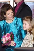 Königin Silvia von Schweden, Prinzessin Estelle
