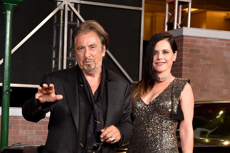 Al Pacino und Meital Dohan