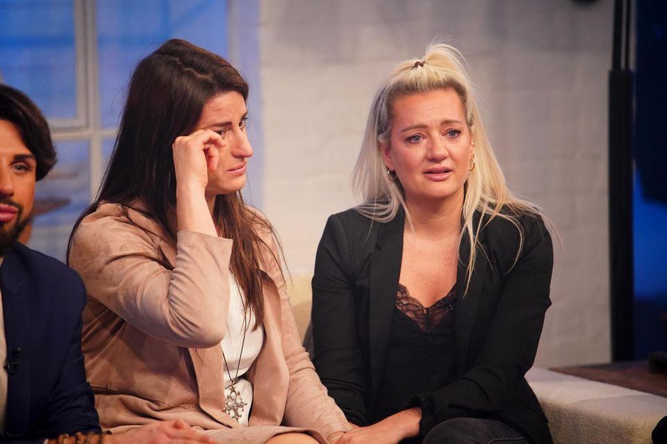 Gracia Baur und Juliette Schoppmann