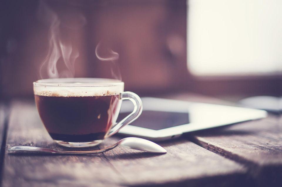 Koffein kann Migräne-Anfälle auslösen