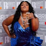 Lizzo bei den Brit Awards