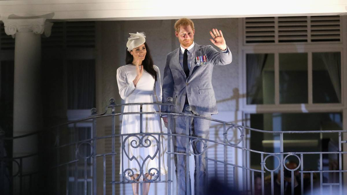Royal-News zu Meghan + Harry: Am 31. März sind sie raus!